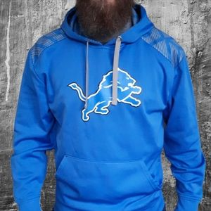 🔥Detroit Lions Therma-Base Hoodie🔥